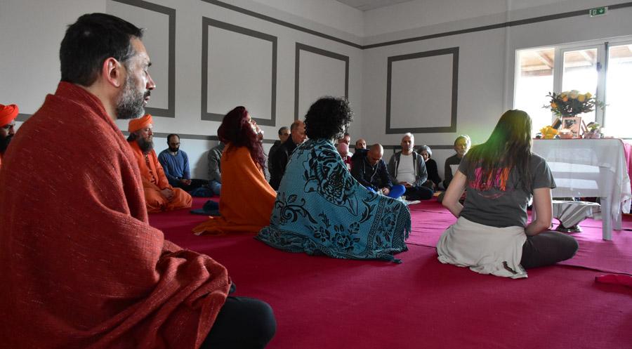 meditazione collettiva